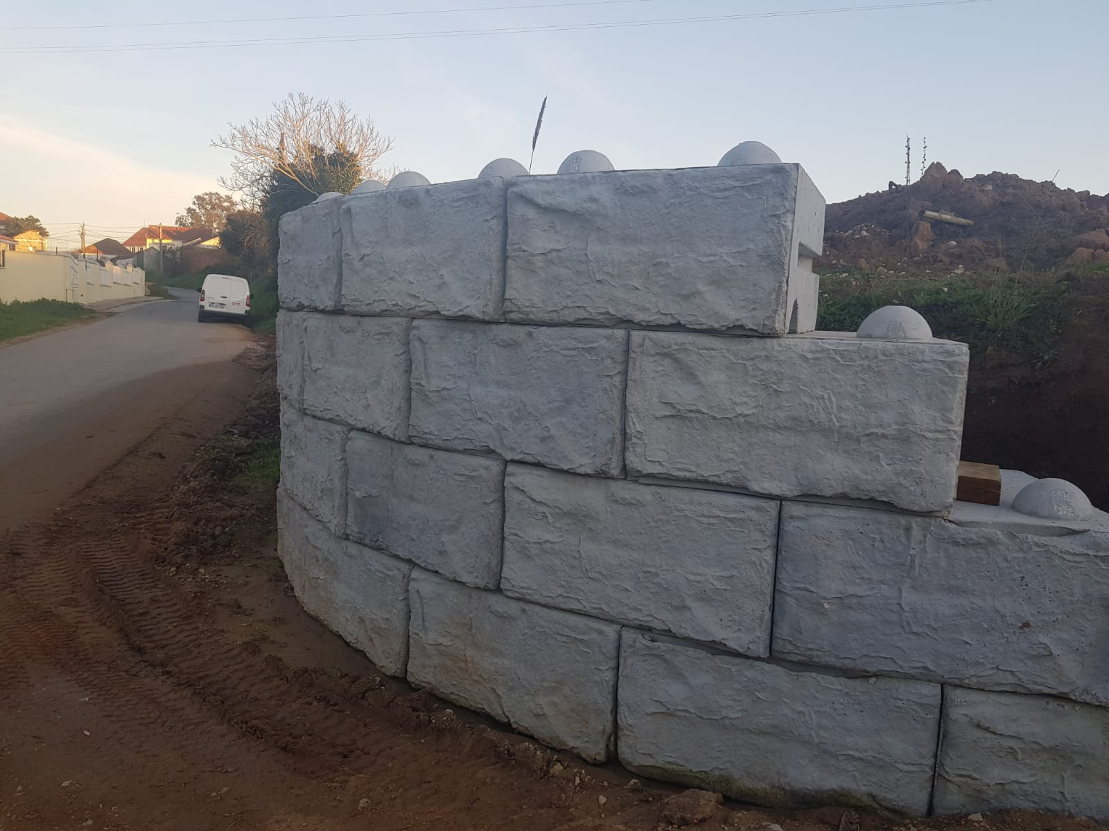 Novo produto EMM Stone da Facibloco